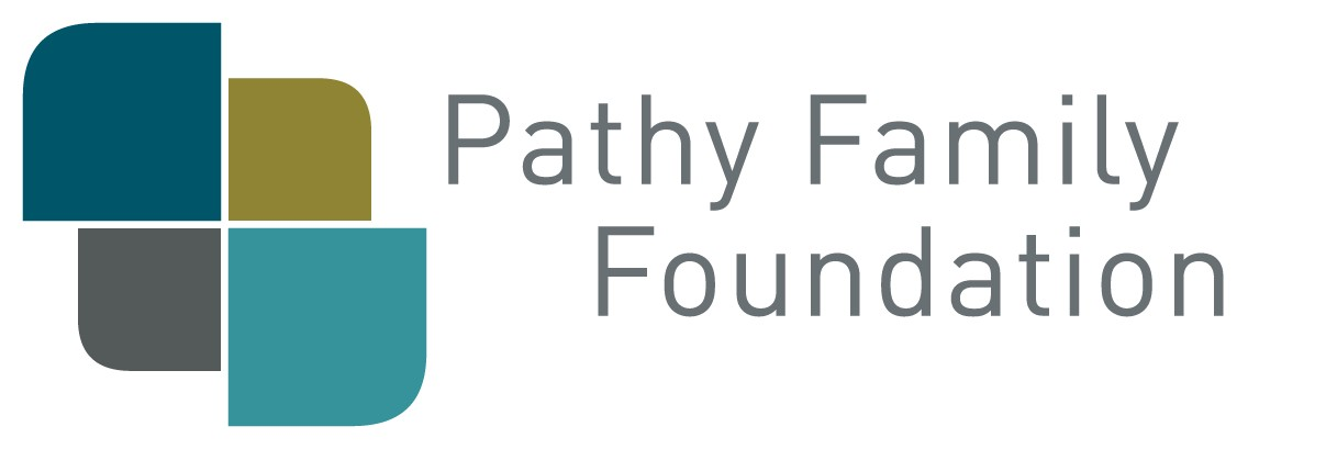 the pathy family foundation logo