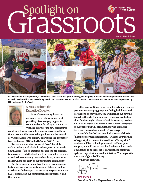 Grassroots cover