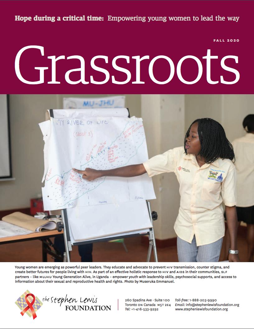 Grassroots fall 2020