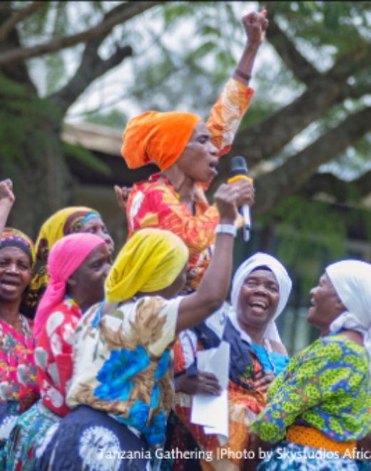 Tanzania Grandmothers Gathering (2018) -Photo by Skystudios Africa